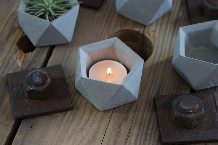 świecznik geometric « wilkconcept