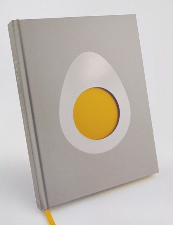 Egg – winner of the Non-Fiction ABCD Award. Designed by Claire Skeats