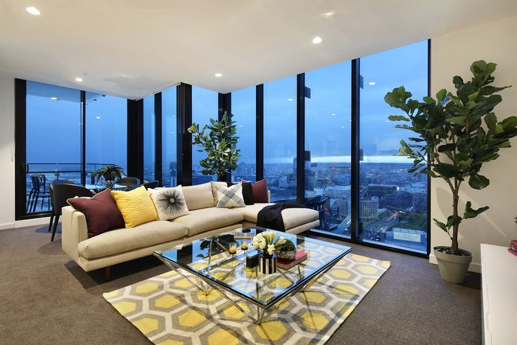 Live the high life in this comfortable and luxurious brand new 2 bedroom / 2 bath apartment located in the enviable Southbank area. The apartment features floor to ceiling windows that provides you amazing views of Melbourne.