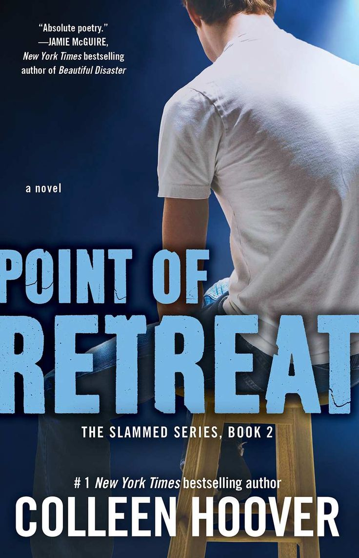 Point of Retreat A Novel Slammed Book