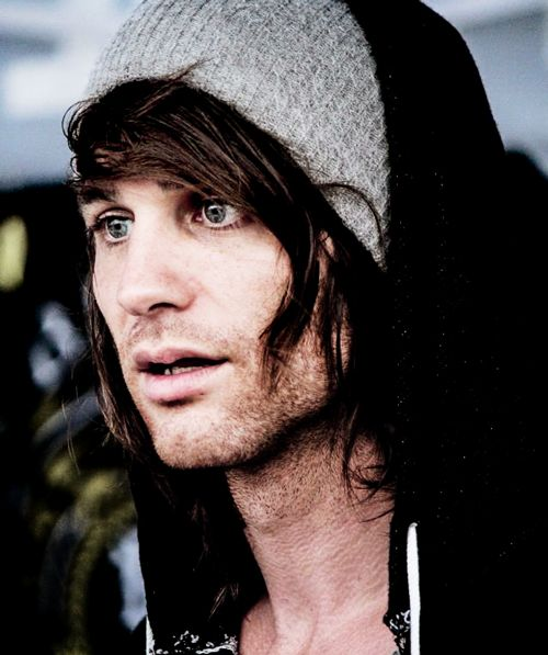Beau Bokan from blessthefall c: