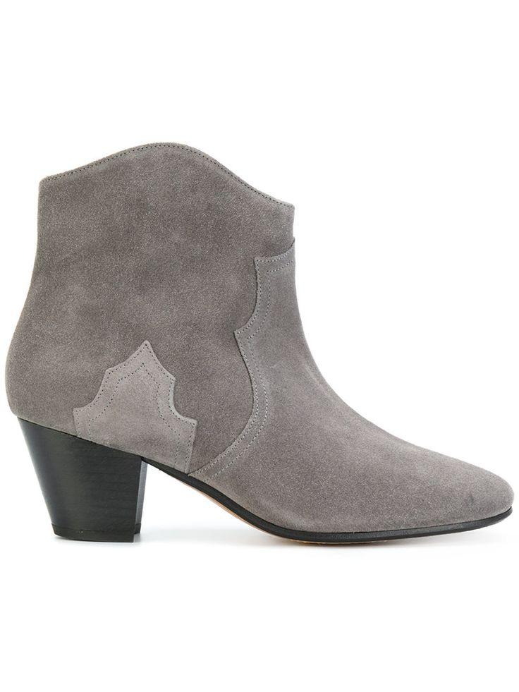 ISABEL MARANT ISABEL MARANT - DICKER BOOTS . #isabelmarant #shoes #