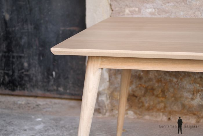 25 best ideas about table rallonge on pinterest - Table chene rallonge ...
