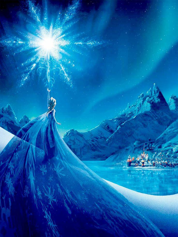 frozen disney poster | sotiris2006:Textless Frozen Posters