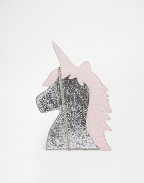 Every girl needs a unicorn purse.