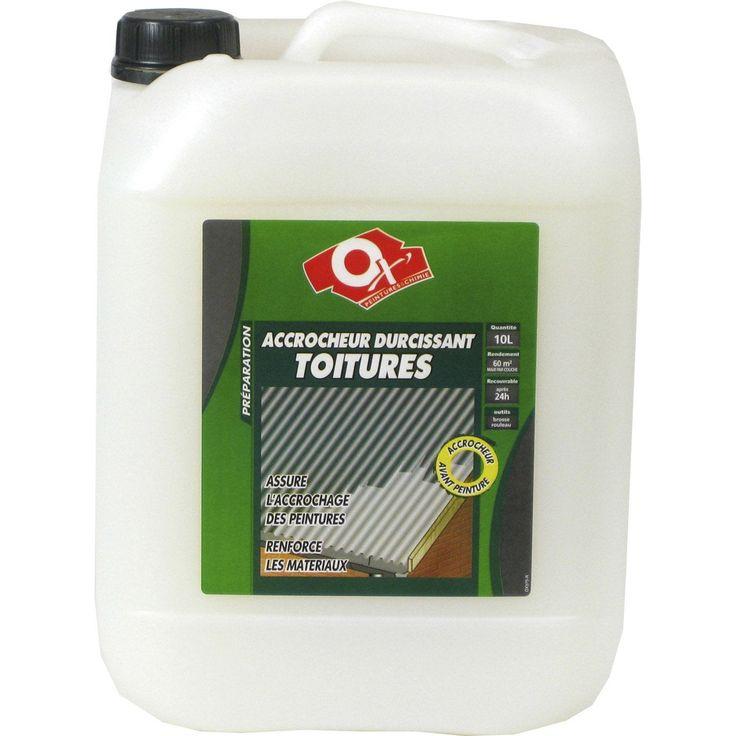 Fixateur De Peinture Toiture Exterieur Targol Oxytol Incolore 10 L Oxi Peinture Toiture Toiture Et Peinture