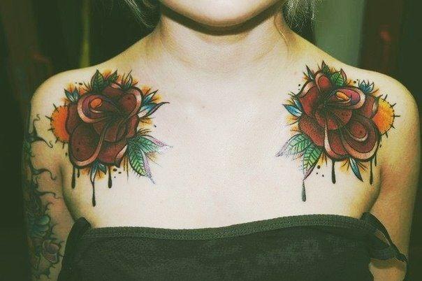 shoulder roses   neo t...