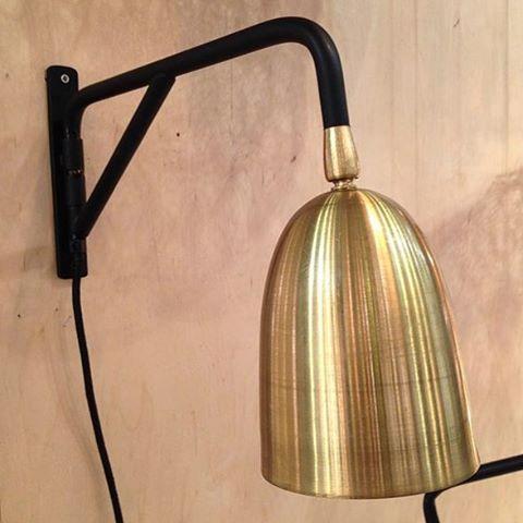 Vägglampa Veronika från Watt & Veke  www.interiorforyou.se