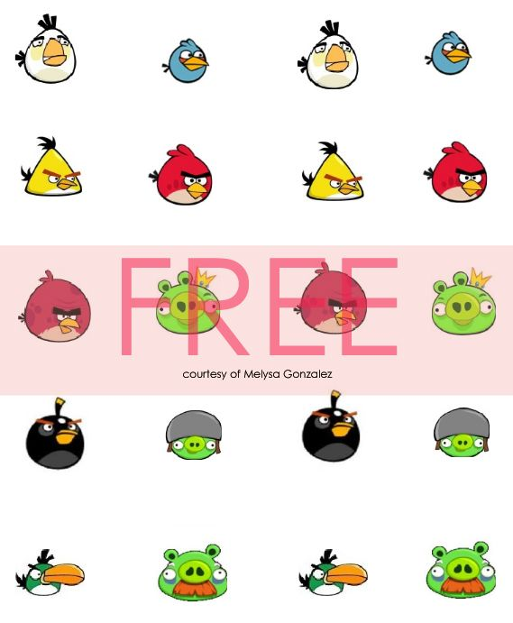 50+ best Screen-Free Angry Birds Fun images by FitKids Clubhouse on ...
