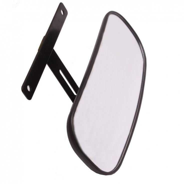 Golf Cart Wide Panoramic Rear View Mirror for Ez Go Club Car Yamaha Parts Tool #BETOOLL