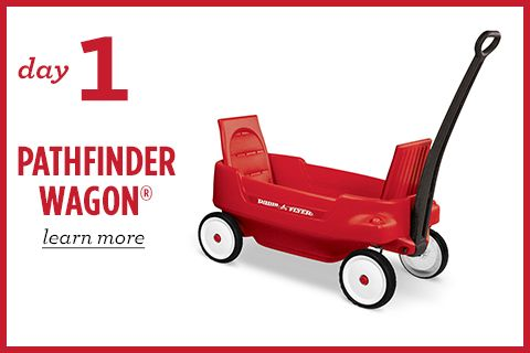 Radio Flyer - Get Out and Play Daily Giveaway - Prize