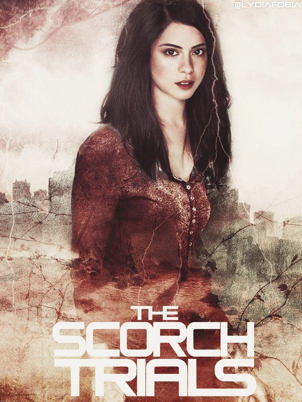 Scorch Trials Movie Brenda