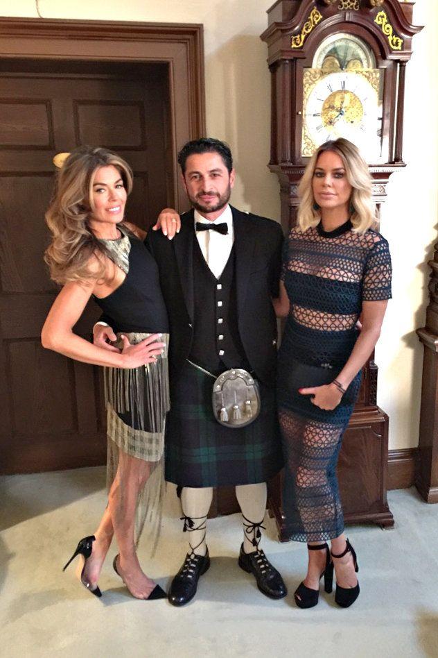 Behind-the-Scenes: Ladies of London in Edinburgh