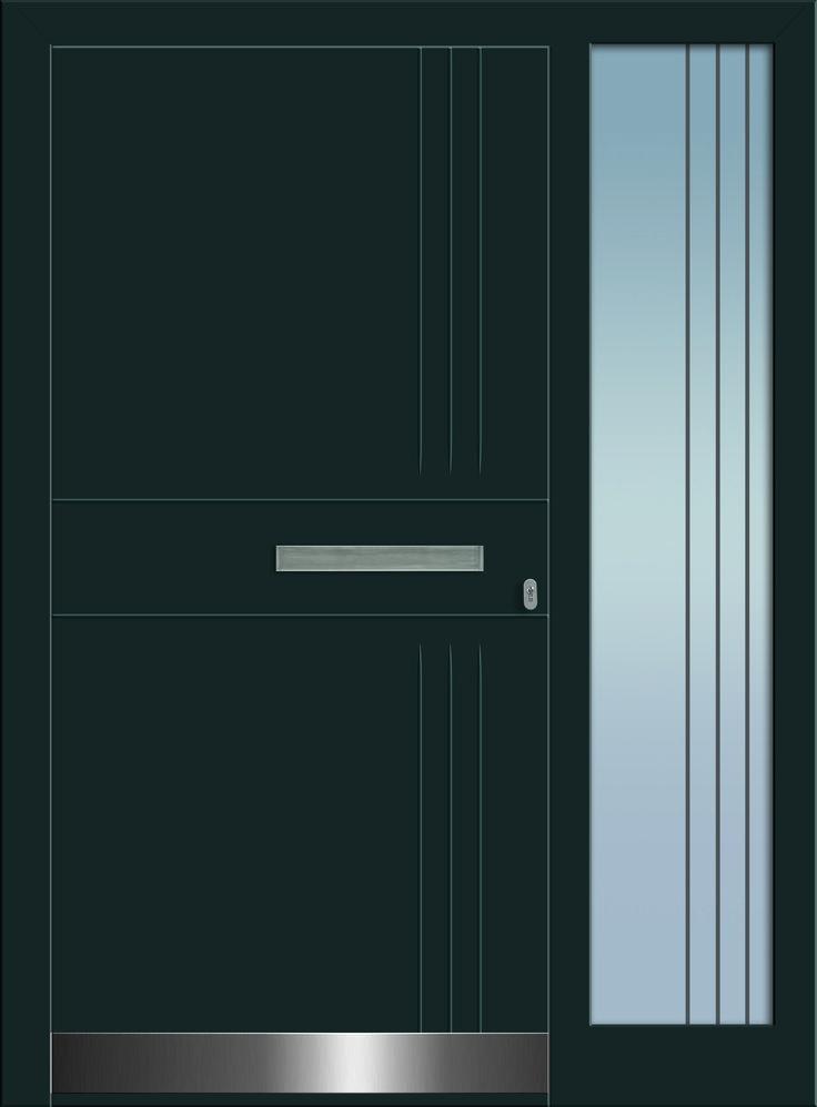 Haustüren mit breitem seitenteil  25+ best Haustür mit seitenteil ideas on Pinterest | Haustüren ...