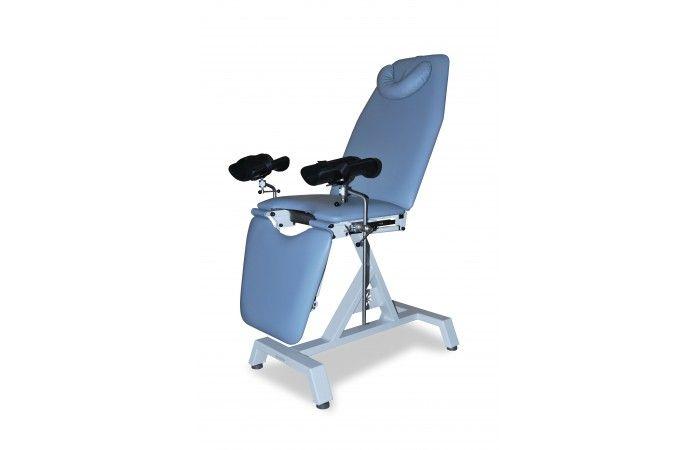 Fotel ginekologiczny JFG 1 Nowość: fotel ginekologiczny o bardzo stabilnej i wytrzymałej konstrukcji i nowoczesnym wyglądzie i estetycznym wykończeniu. Polecam!