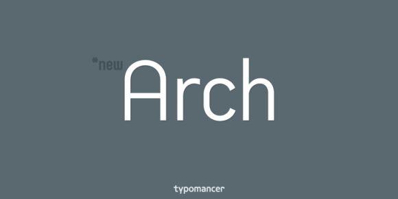 Font dňa – Arch   https://detepe.sk/font-dna-arch?utm_content=bufferb95ea&utm_medium=social&utm_source=pinterest.com&utm_campaign=buffer