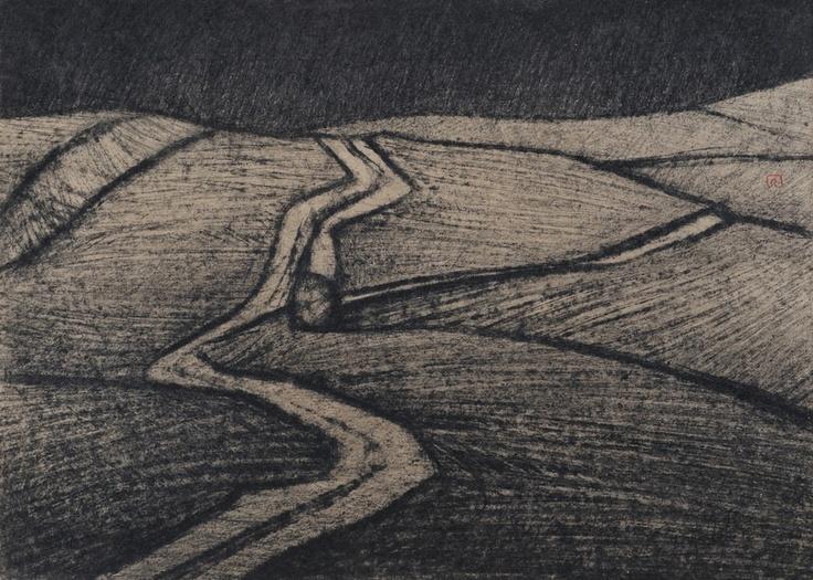 Landscape N°02 / Art by Slavomir Zombek