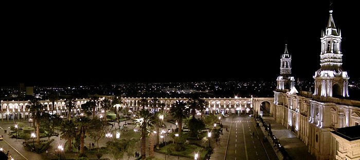 Arequipa, Peru - my second home. Go there. Now!