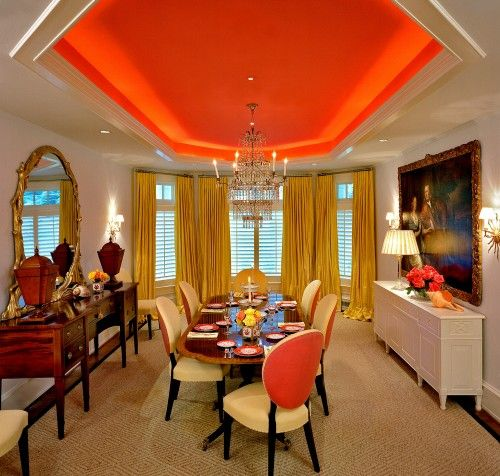 Color of the year 2012 - Tangerine Tango!!
