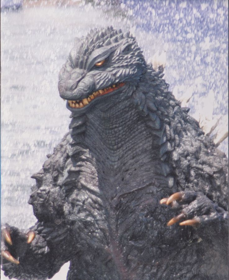 Godzilla 2 Imax Poster Textless: 38 Best Images About GODZILLA LUV On Pinterest
