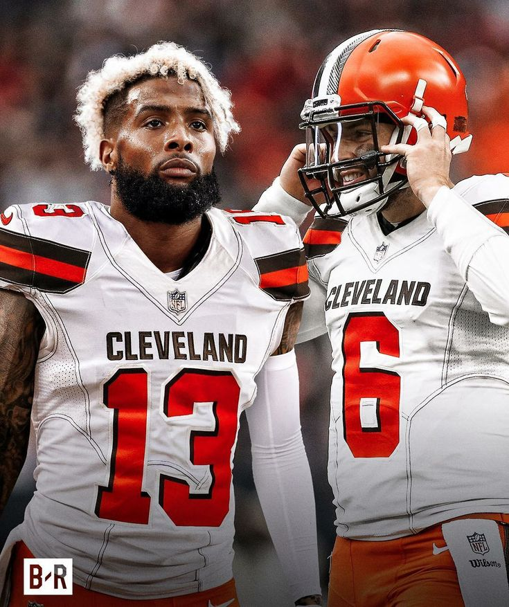 Cleveland Browns Football, Odell