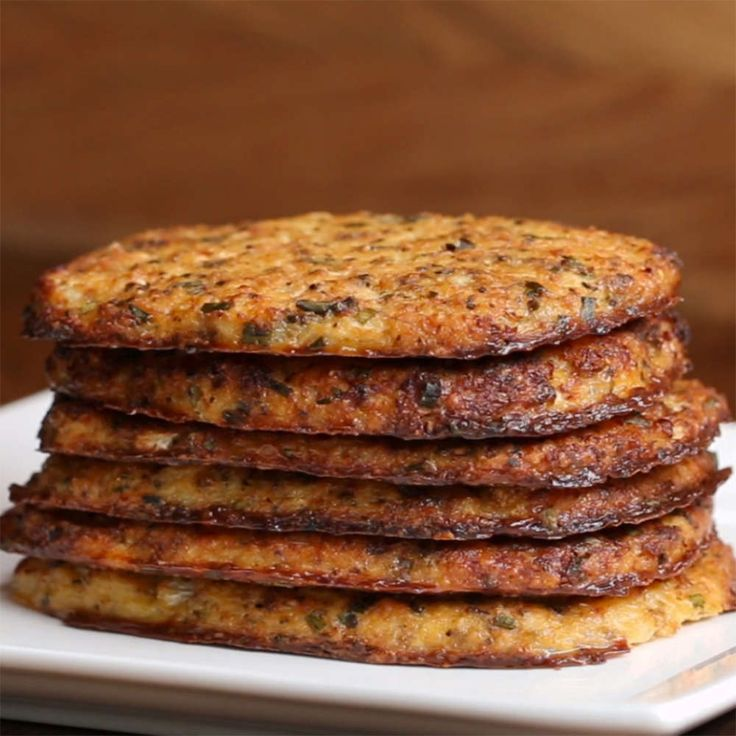 Cauliflower Hash Browns Recipe by Tasty