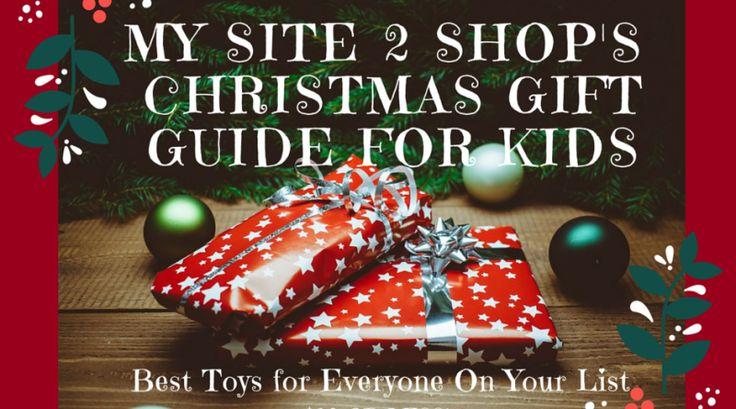 MySite2Shops 2015 Cheap Gift Guide For Kids
