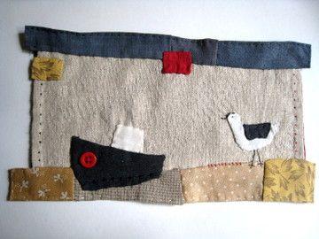 Janet Bolton: appliqué art