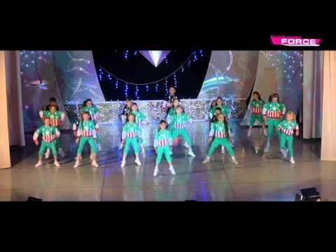 Недетское время - Хрустальный каблучок 2013 - StudioDanceForce - YouTube