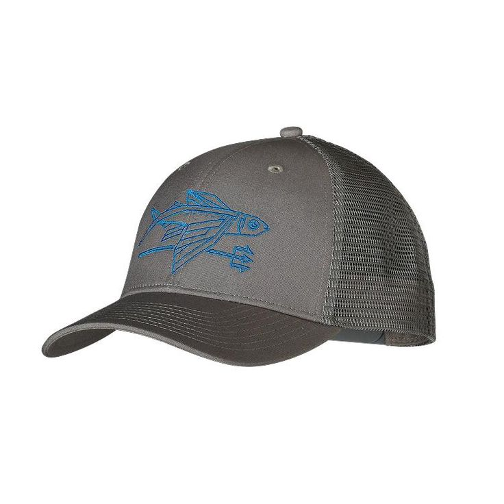 The shortest route to survival or at least dinner is the for Fishing trucker hats