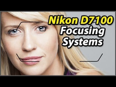 Fantastic vide on the auto focussing system. ▶ Nikon D7100 Focus Square Tutorial | How to Focus Training Video - YouTube