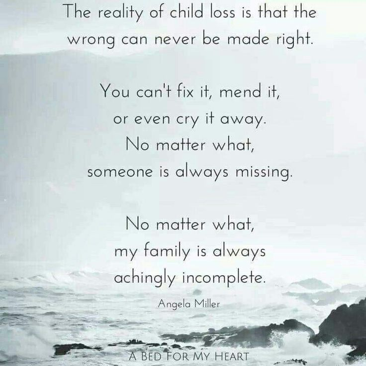 So true. Missing my beautiful daughter. Mommy loves you so Allie!