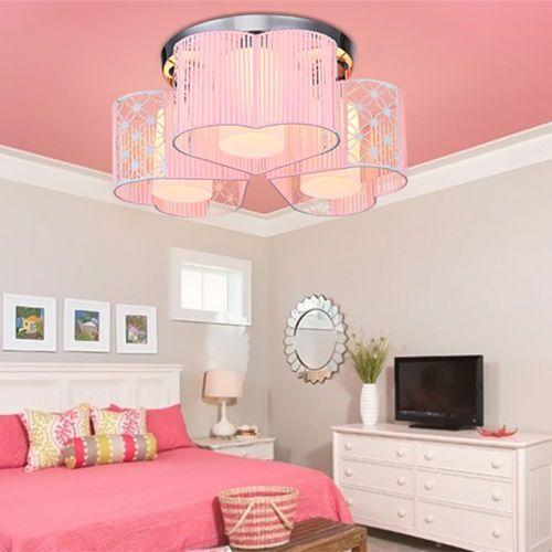 Девочка потолок, розовый любовь.  https://ru.aliexpress.com/store/product/E27-3-Bulbs-Acrylic-Ceiling-Lamp-Love-Heart-shaped-Children-s-Room-Bedroom-Flush-Mount-Light/1248587_32747446083.html?spm=2114.12010608.0.0.G60kuC