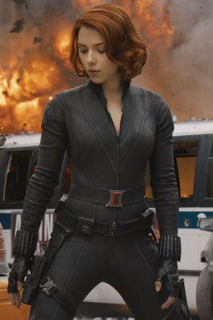 アメリカのヒーロー映画に登場するナターシャ・ロマノフ♡その美貌にためいきが出ちゃう♡