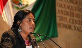 Es tiempo de eliminar la discriminación política contra las mujeres: Eufrosina Cruz