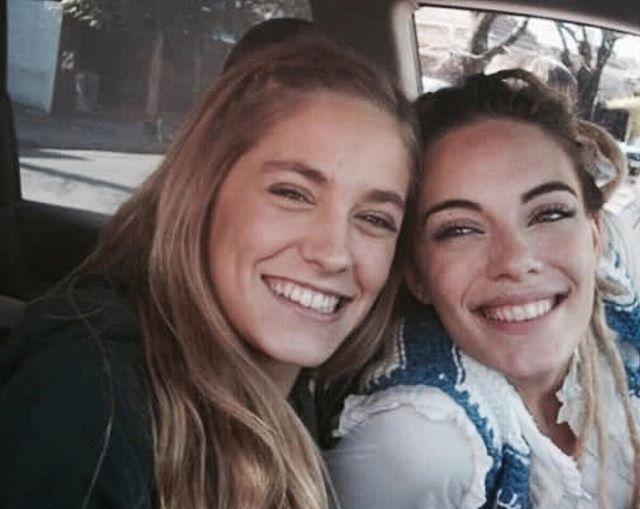 Emi y Rochi