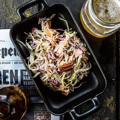 Recept: Garages bästa coleslaw