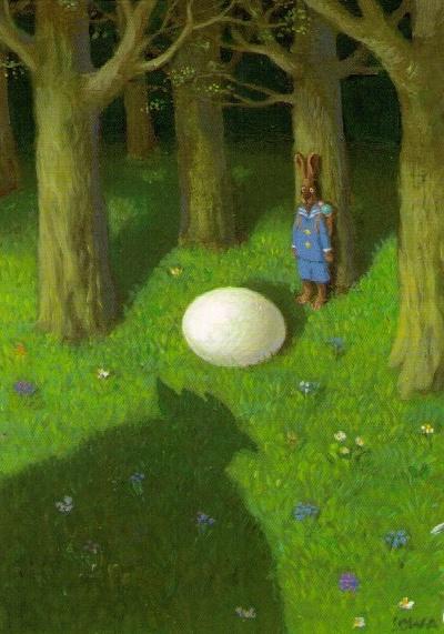 Michael Sowa | Easter Bunny Beware!