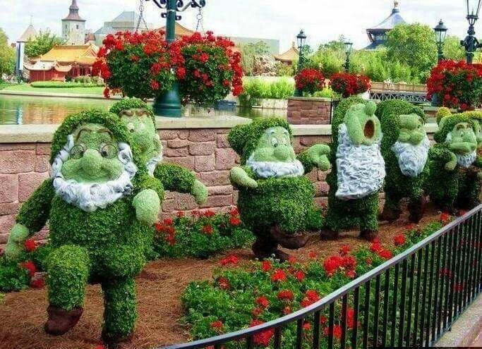 Mejores 9 imágenes de jardines espectaculares en Pinterest | Arte de ...