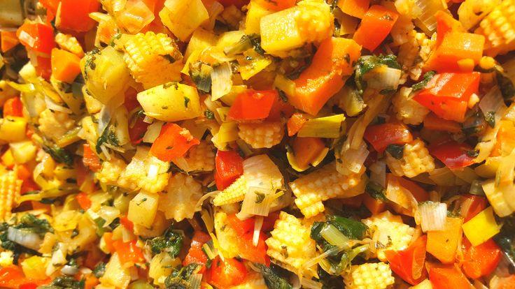 De waarheid uit de babysitmond: goddelijk lekker, deze enchilada's met groenten