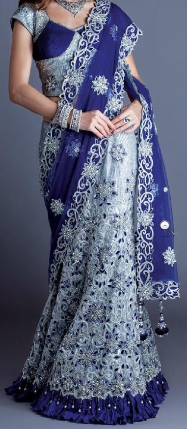 Benzer World Sari