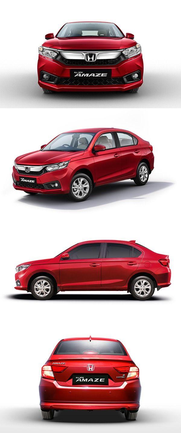 New 2018 Honda Amaze Features Out Honda New Honda Honda Cars
