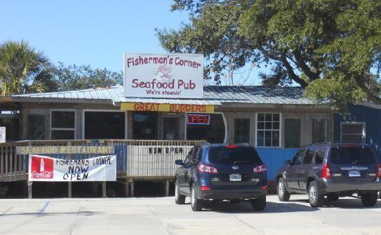 Fisherman's Corner Restaurant Perdido Key