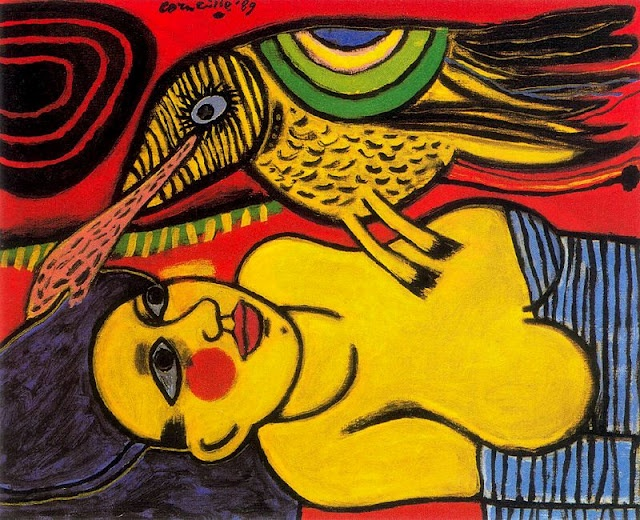 Corneille • dutch artist of [CoBrA] art movement
