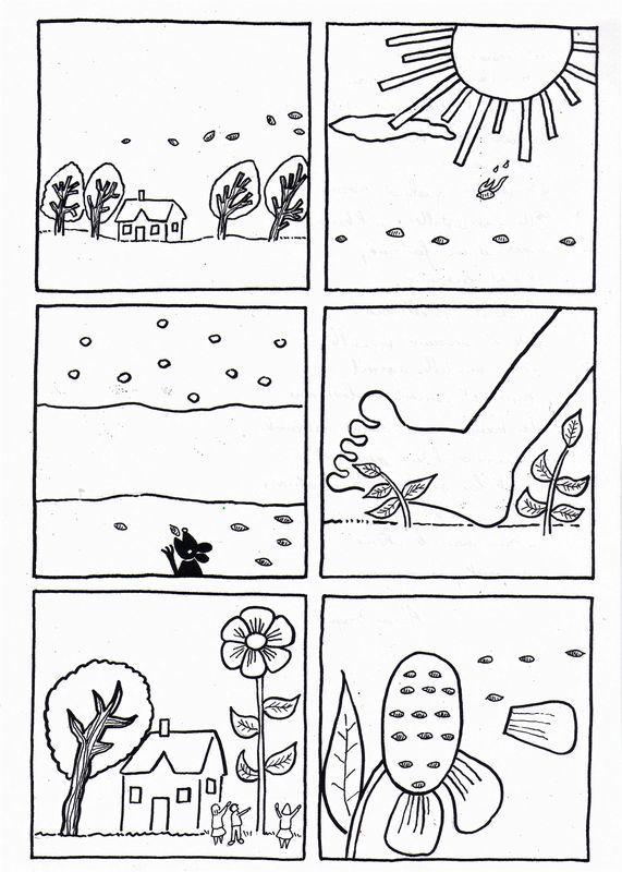 La graine - Poème d'Alain Bosquet
