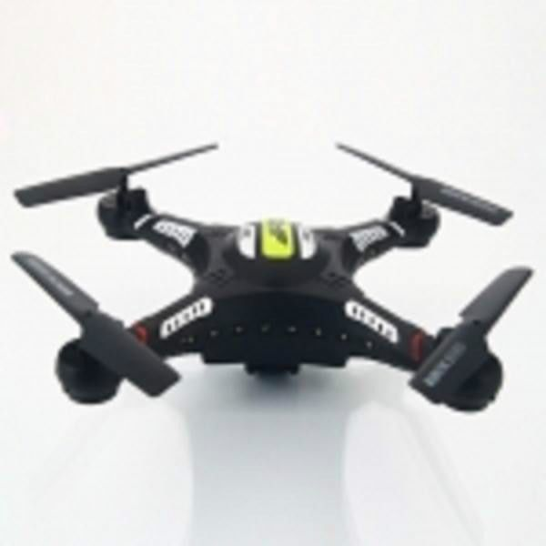 JJRC H8C 4CH 6-Axis Gyro Quadcopter with 2.0MP Camera (Mode 2) RTF Black #JJRC