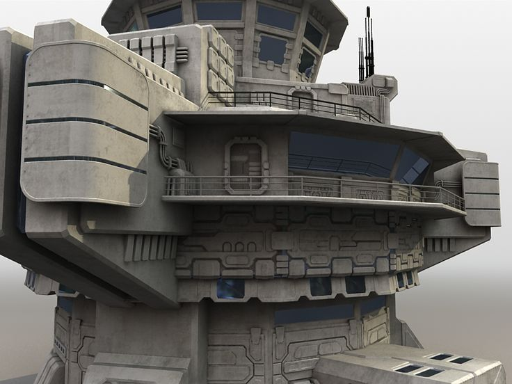sci fi military base - Google Search | Tabletop Scenery ...