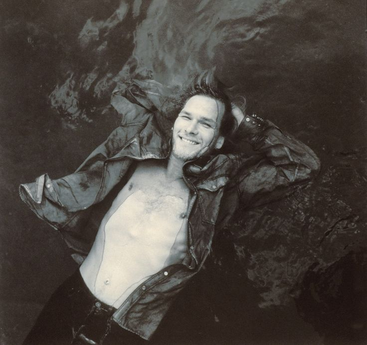 Patrick Swayze. You will forever be missed!  Beautiful soul.