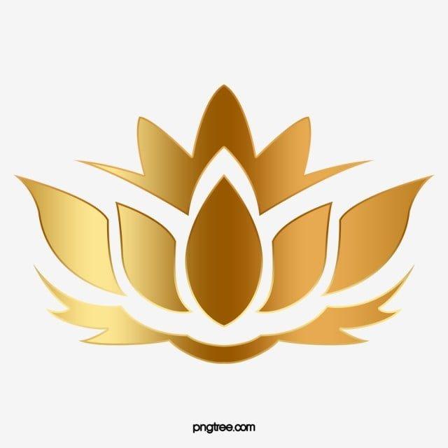 Yellow Lotus Logo Logo Clipart Lotus Clipart Yellow Png Transparent Clipart Image And Psd File For Free Download Lotus Logo Lotus Flower Logo Font Design Logo