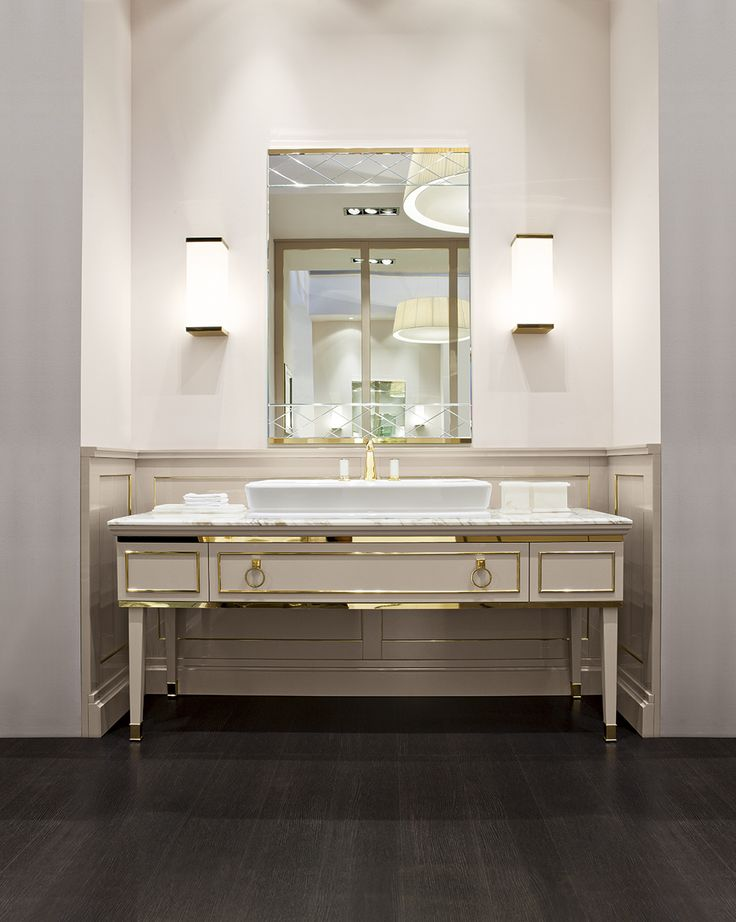 Oasis Bathroom Fittings: Lutetia Luxury Bathroom Collection, Designed By